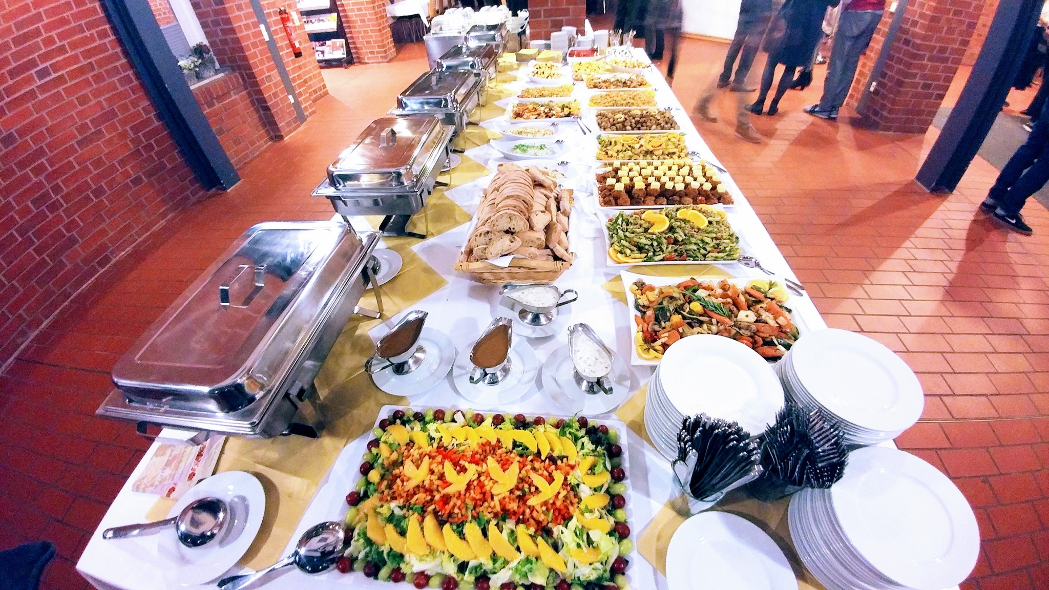 LE GOLDEN IGEL - Catering in Hamburg Neustadt
